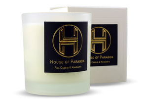 Fig, Cassis & Mandarin Scented Candle