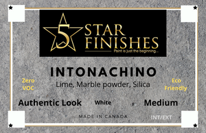 Intonachino Medium - 5 Star Finishes Ltd