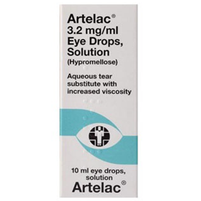 ARTELAC EYE DROPS 10ML
