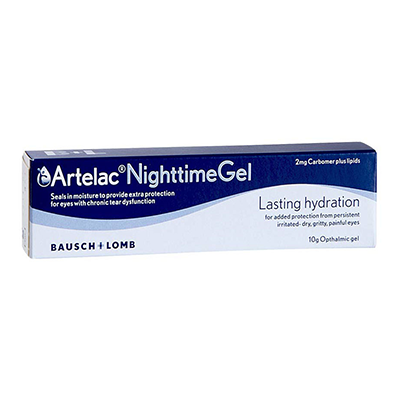 ARTELAC NIGHT-TIME GEL