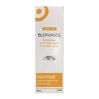 BLEPHASOL EYE LOTION