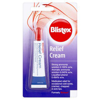 BLISTEX RELIEF CREAM 5G