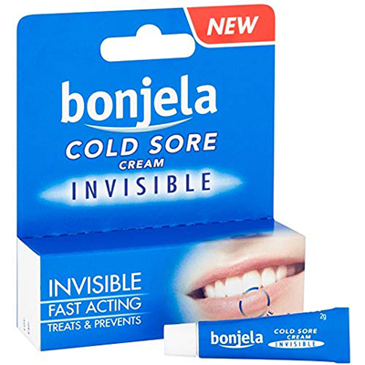 BONJELA COLDSORE CREAM 2G