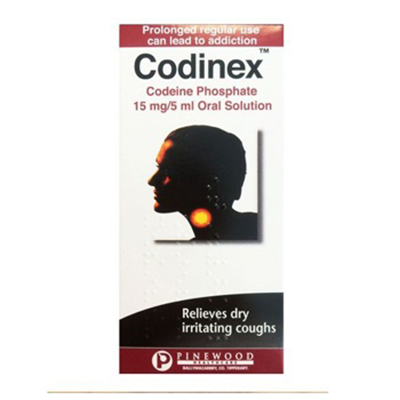 CODINEX ORAL SOLUTION