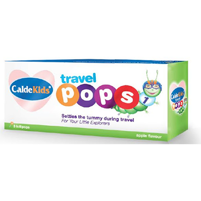 CALDEKIDS TRAVEL POPS 3'S