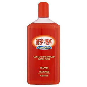DEEP HEAT FOAM BATH