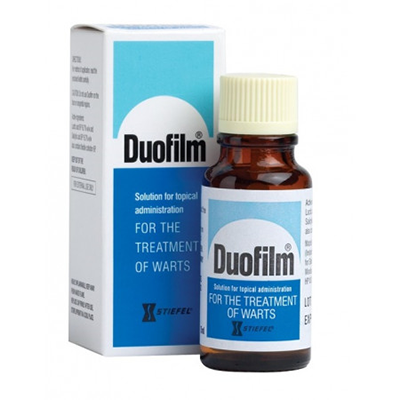 DUOFILM CUTANEOUS WART SOLUTION 15ML