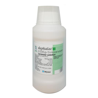 DUPHALAC ORAL SOLUTION 300ML
