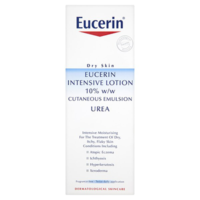 EUCERIN DRY SKIN TREATMENT LOTION 10% UREA