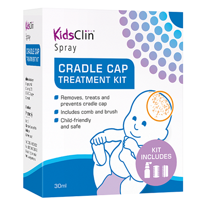 KIDSCLIN CRADLE CAP TREATMENT