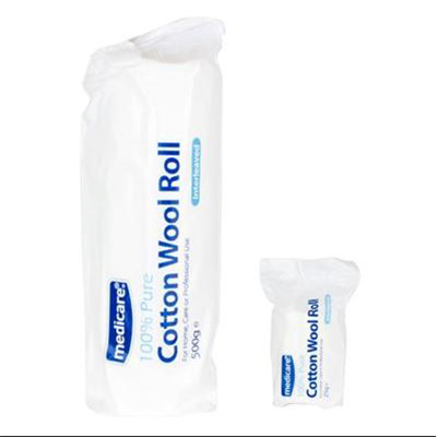 COTTON WOOL ROLL 250G