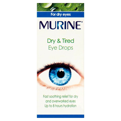 MURINE DRY AND TIRED EYES EYE DROP 15ML