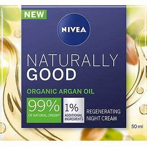 NIVEA FACE NATURALLY GOOD NIGHT CREAM