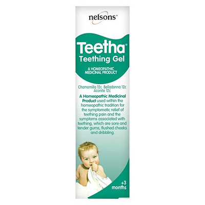 NELSONS TEETHA GEL