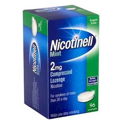 NICOTINELL COOL MINT 2MG 96'S