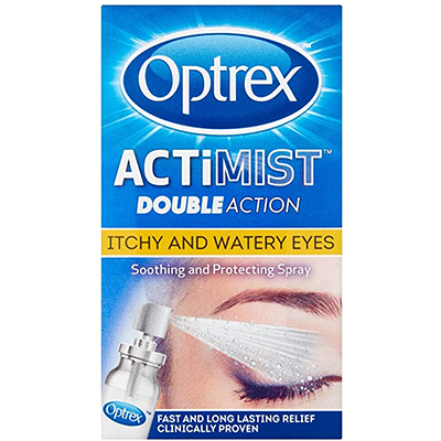 OPTREX ACTIMIST ITCHY & WATERY EYES
