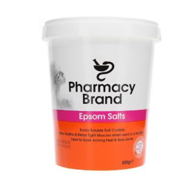 EPSOM SALTS PHARMACY BRAND