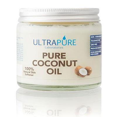 COCONUT OIL ULTRAPURE 100G