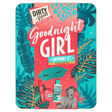 DIRTY WORKS GOODNIGHT GIRL UNWIND SET