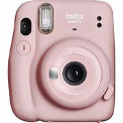 INSTAX MINI 11 BLUSH PINK INSTANT CAMERA