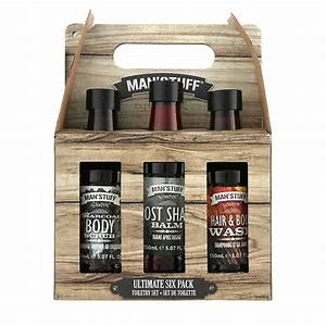 MAN STUFF ULTIMATE 6 PACK