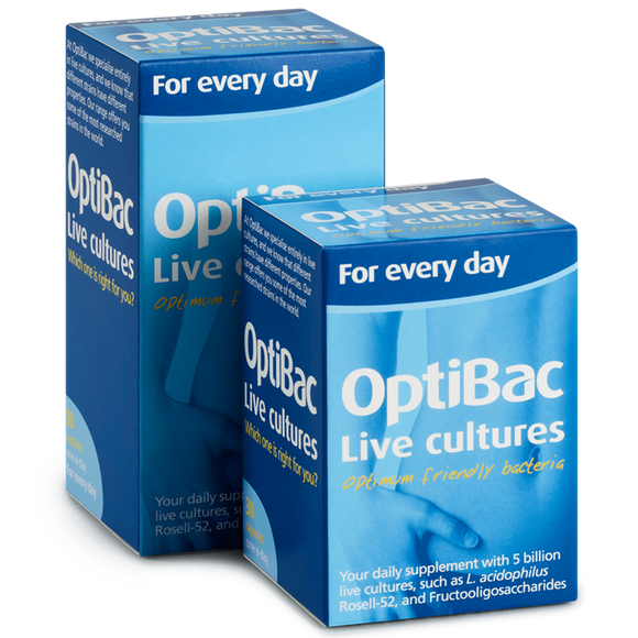 OPTIBAC PROBIOTIC FOR EVERYDAY