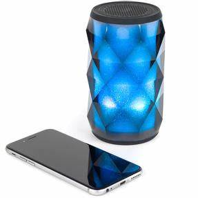 CRYSTAL CAN BLUETOOTH SPEAKER