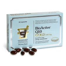 BIOACTIVE Q10 CAPSULES 100MG
