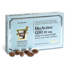 BIOACTIVE Q10 CAPSULES 30MG