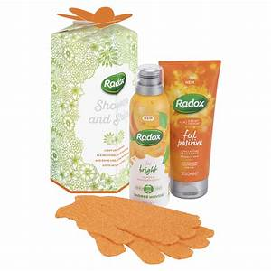 RADOX SHOWER & SHINE GIFTSET