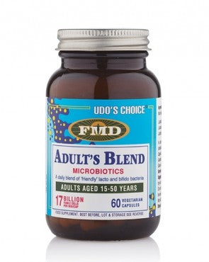 UDO'S ADULT BLEND CAPSULES