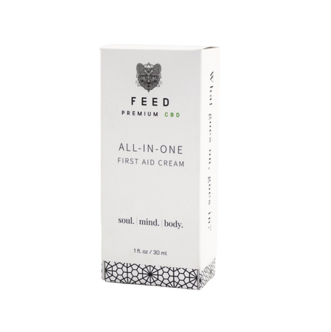 Feed CBD All-in-One First Aid Cream