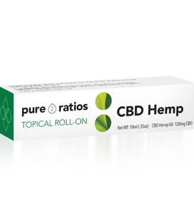 Pure Ratios CBD ROLL-ON
