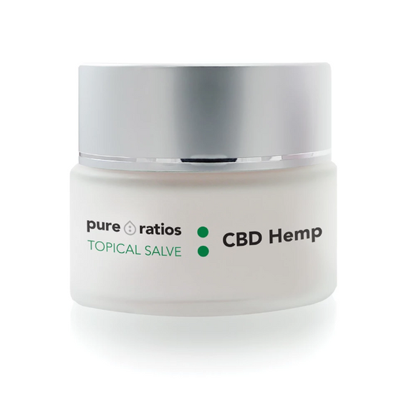 Pure Ratios CBD TOPICAL SALVE
