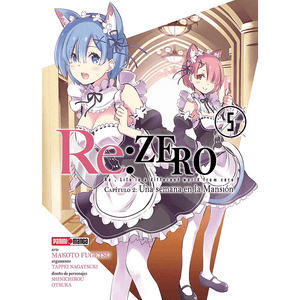 RE: ZERO (CHAPTER TWO) 05