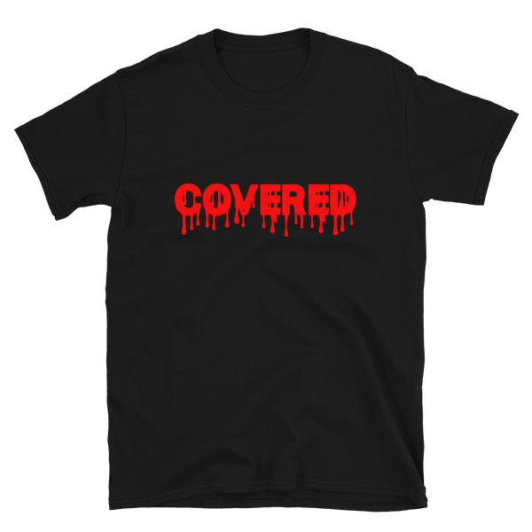 COVERED Short-Sleeve Unisex T-Shirt