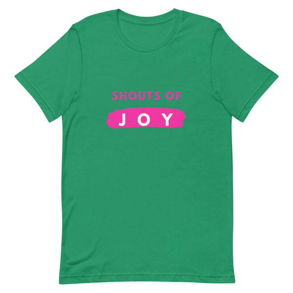 Shouts of Joy Short-Sleeve T-Shirt