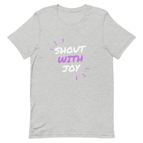 Shout of Joy 2 Short-Sleeve T-Shirt