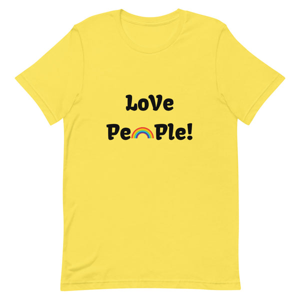 Love People Short-Sleeve T-Shirt