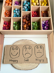 TickiT Wooden Treasures - Emotions
