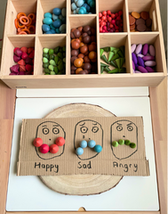 TickiT Wooden Treasures - Understanding Emotions