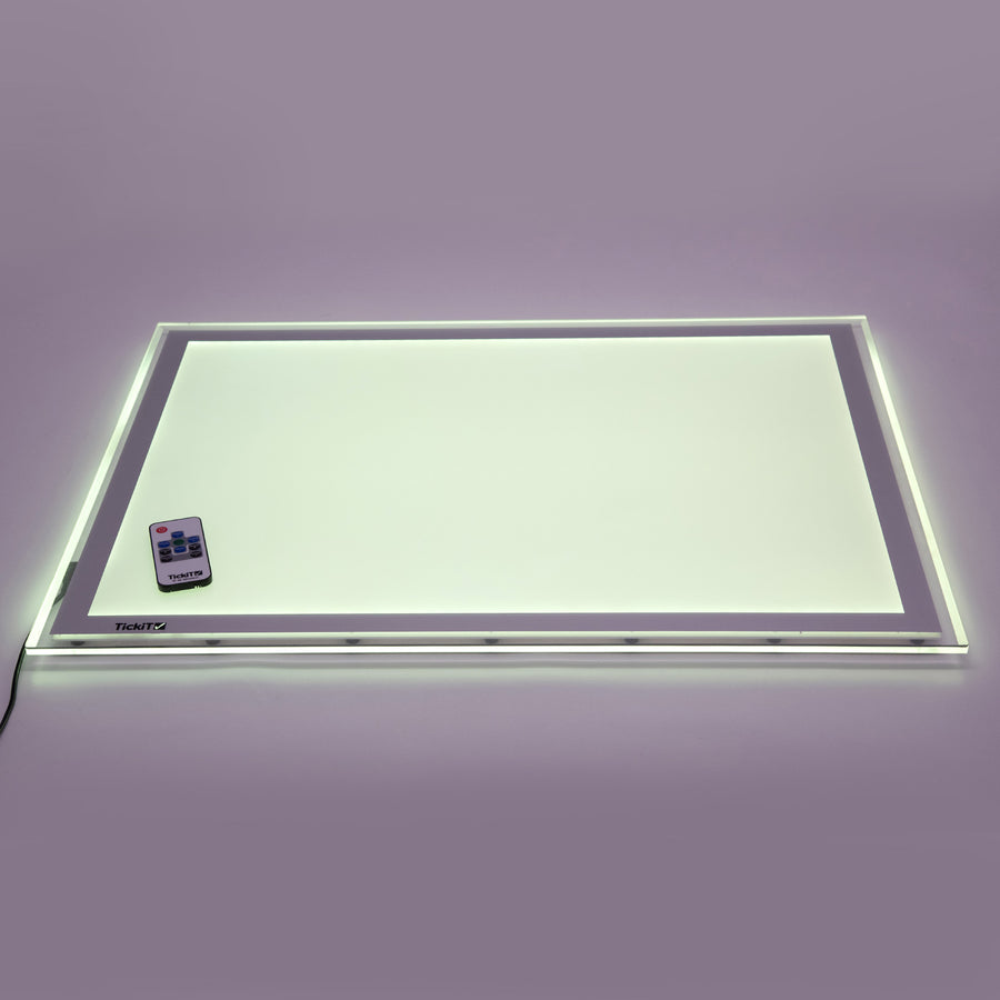 Colour Changing Light Panels