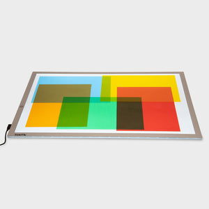 Rectangular Light Panels