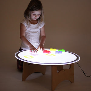 Round Light Panels