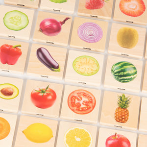 Fruit & Vegetable Match