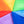 Load image into Gallery viewer, Rainbow Organza Fabric