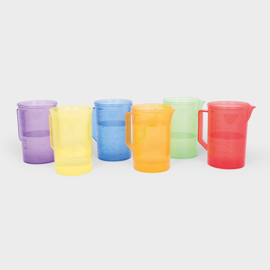 Translucent Colour Jug Set