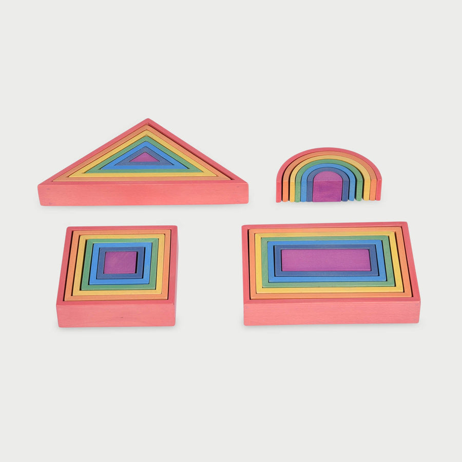 Rainbow Architect Set