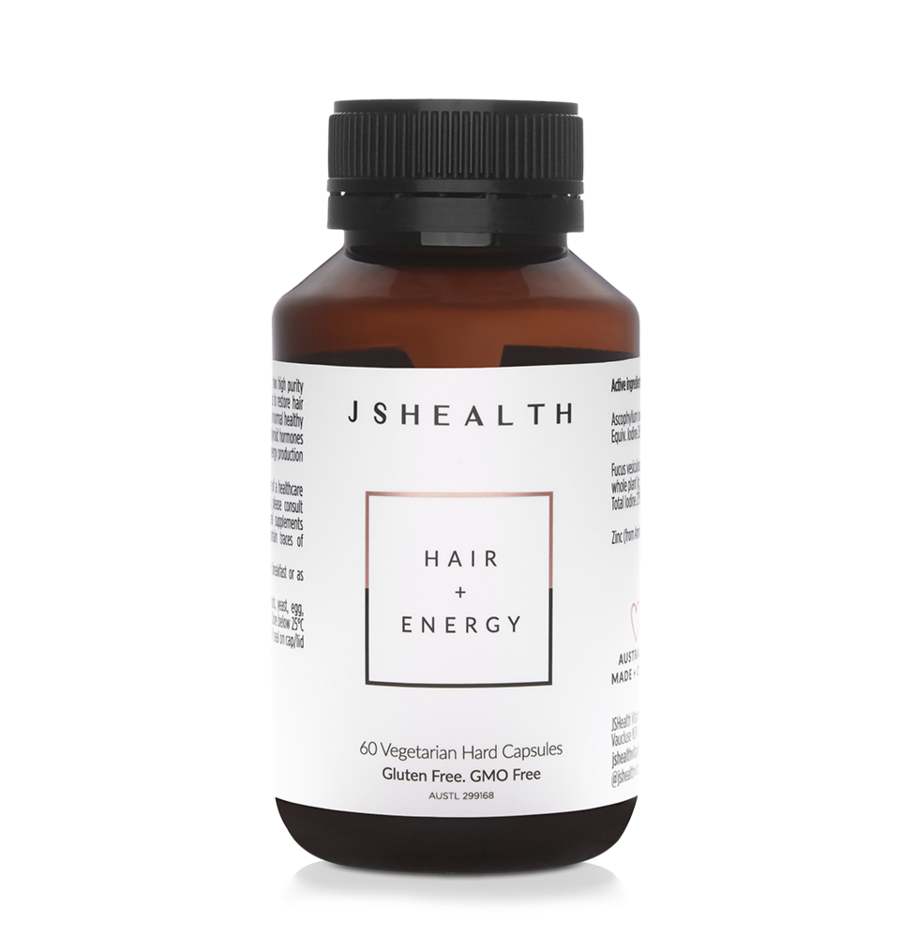 JS HEALTH - Hair & Energy 60 Days