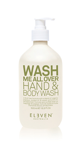 Wash Me All Over - Hand & Body Wash